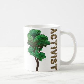 Activist Coffee Mugs