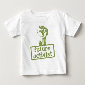 Activista futuro remera