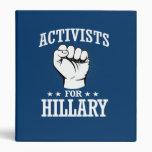 """ACTIVISTAS PARA HILLARY CLINTON CARPETA 1"""""""