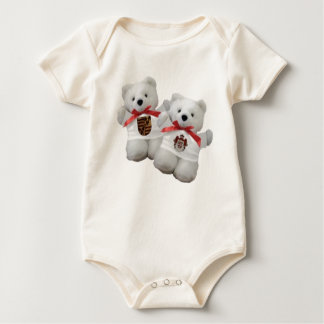 Activiste en barboteuse baby bodysuit
