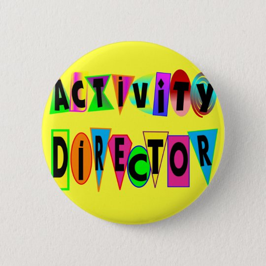 ACTIVITY DIRECTOR BUTTON