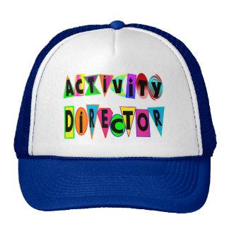 ACTIVITY DIRECTOR HAT
