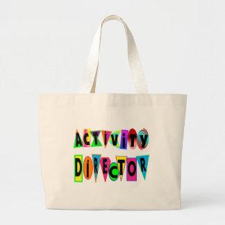 ACTIVITY DIRECTOR JUMBO TOTE BAG