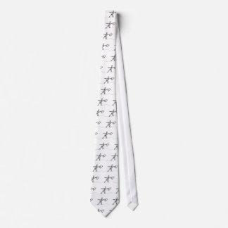 Acto corporativo del cable de alta tensión corbata