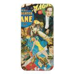 Acto mágico del vintage del ~ del mago y de Jane d iPhone 5 Carcasas