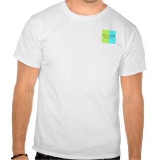 ¡ACTO PARA CURAR AL ms! T-shirts