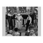 Acto secundario en el circo: 1942 tarjeta postal