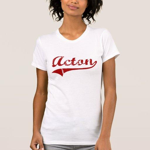 Acton Massachusetts Classic Design T-shirts