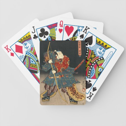 """""""Actor 1847"""" Bicycle Playing Cards"""