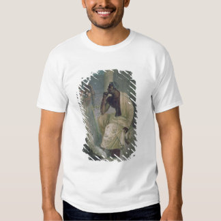 Actor and Mask, from the House of the Tragic Poet, T-Shirt