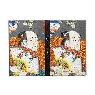Actor Asao Okuyama III as Nurude Gobaiji Kunisada iPad Mini Covers