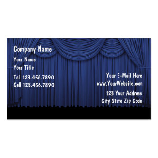 Actor Business Cards