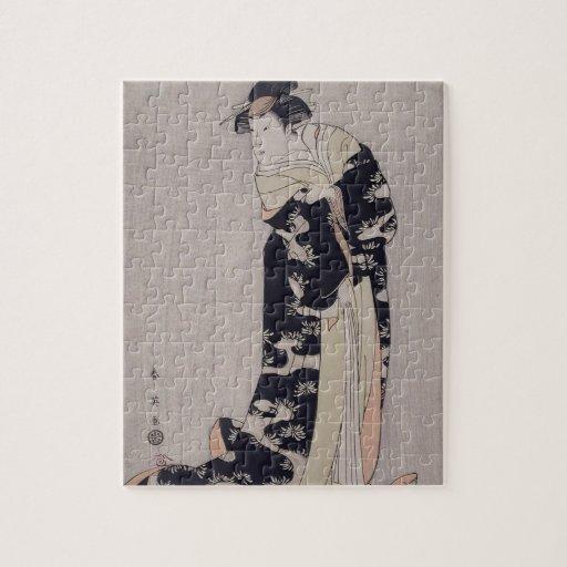 Actor de Kabuki Puzzles Con Fotos