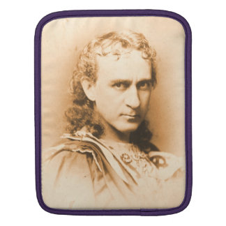 Actor Edwin Booth c1860 Sleeves For iPads