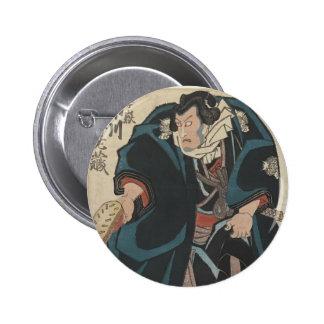 Actor en la familia de Ichikawa de Utagawa Kunisad Pins