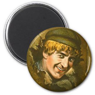 Actor Fritz-Emmet 1880 2 Inch Round Magnet