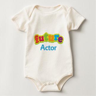 Actor (Future) For Child Baby Bodysuit