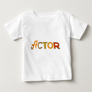 Actor in Lights Baby T-Shirt