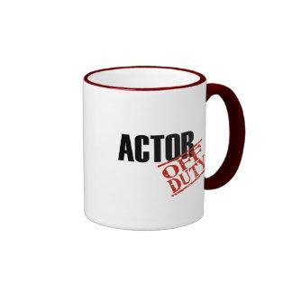 Actor Light, Actor Light Ringer Mug