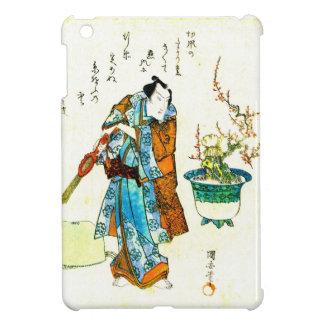 Actor Onoe Kikugoro 1818 iPad Mini Cover