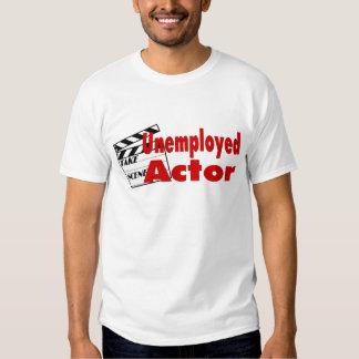 Actor parado remera