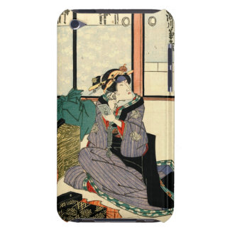 Actor Segawa Kikunojo V 1818 iPod Touch Case-Mate Case