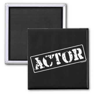 Actor Stamp Magnets