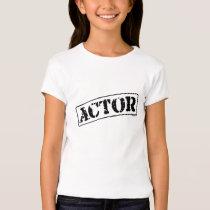 Actor Stamp T-Shirt