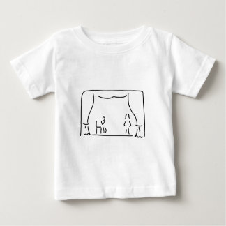 actor theatre stage baby T-Shirt