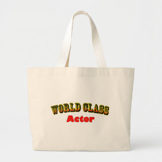 Actor Tote Bags