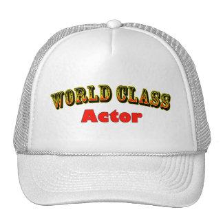 Actor Trucker Hat