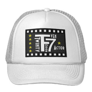 Actor - Twinty Foor 7ven Trucker Hat