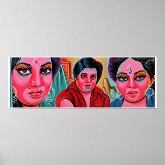 Actores de Bangladesh Póster