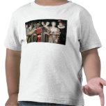 Actores del dell'Arte de Commedia Camisetas