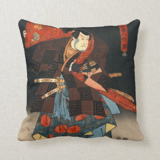 Actors Diptych 1847 Left Pillows