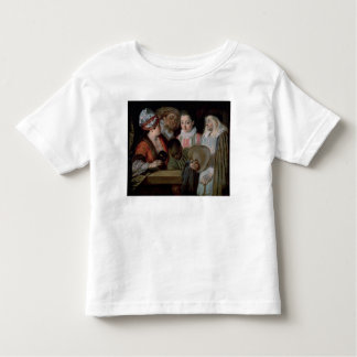Actors from the Theatre Francais, c.1714-15 T-shirts