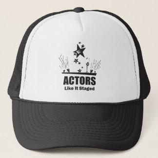 Actors Like It Staged Trucker Hat