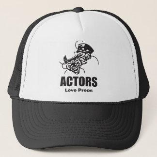 Actors Love Props Trucker Hat
