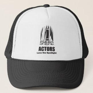 Actors Love the Spotlight Trucker Hat