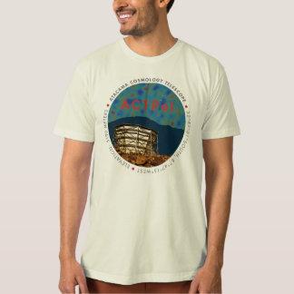 ACTPol CMB Logo T-Shirt (Men's)