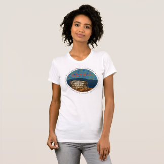 ACTPol CMB Logo T-Shirt (Women's)