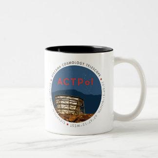 ACTPol Logo Mug