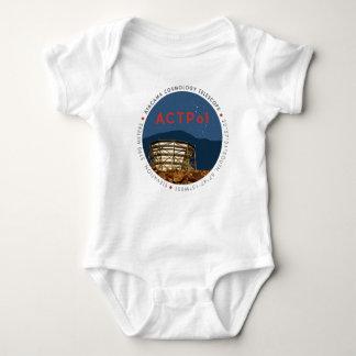 ACTPol Sky Logo Baby Baby Bodysuit