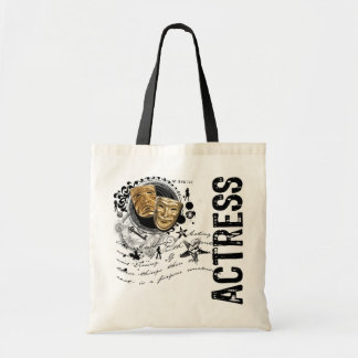 Actress Alchemy of Acting Budget Tote Bag