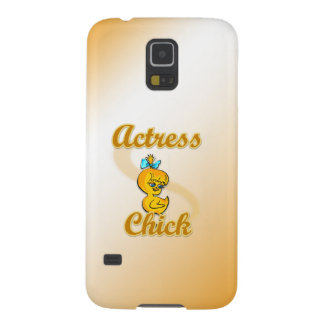 Actress Chick Case For Galaxy S5