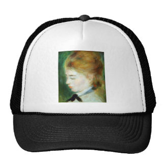 Actress Henriette Henriot by Pierre Renoir Trucker Hat