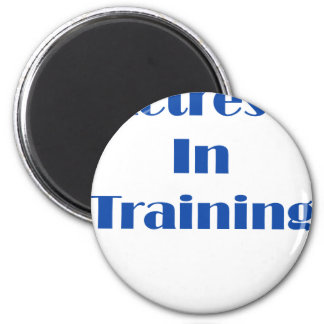 Actress in Training Magnet