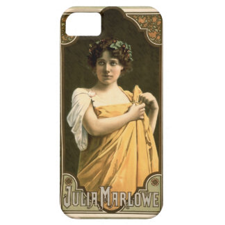 Actress Julia Marlowe 1899 iPhone SE/5/5s Case