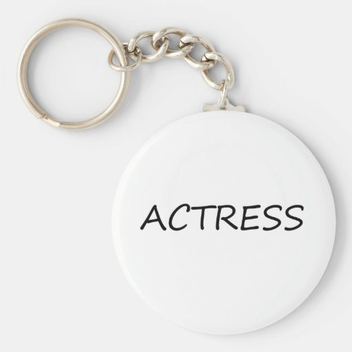 Actress Key Chains