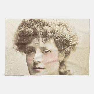 Actress Phyllis Broughton Hand Towel